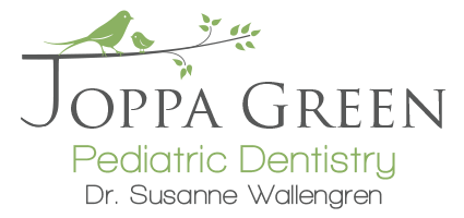 Logo for Pediatric Dentist Dr. Susanne Wallengren in Lutherville, MD